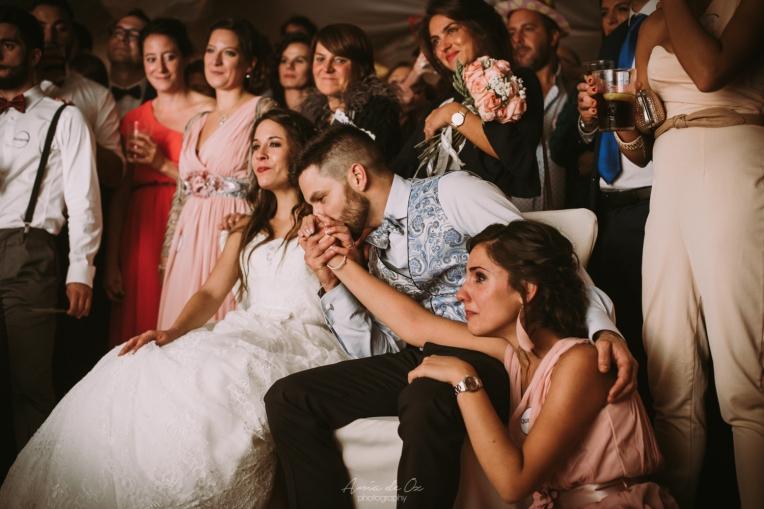 Ania de Oz fotografía bodas Alava